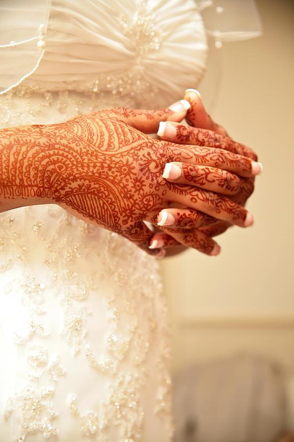 Henna Photograph - Waiting by Pauline Cutler
