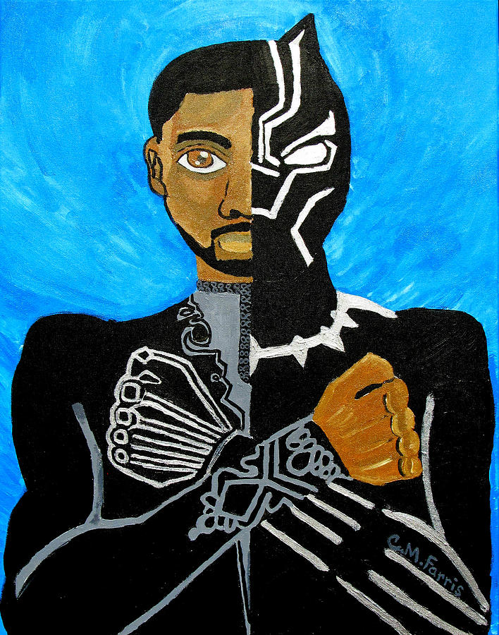 Wakanda Forever by Christopher Farris