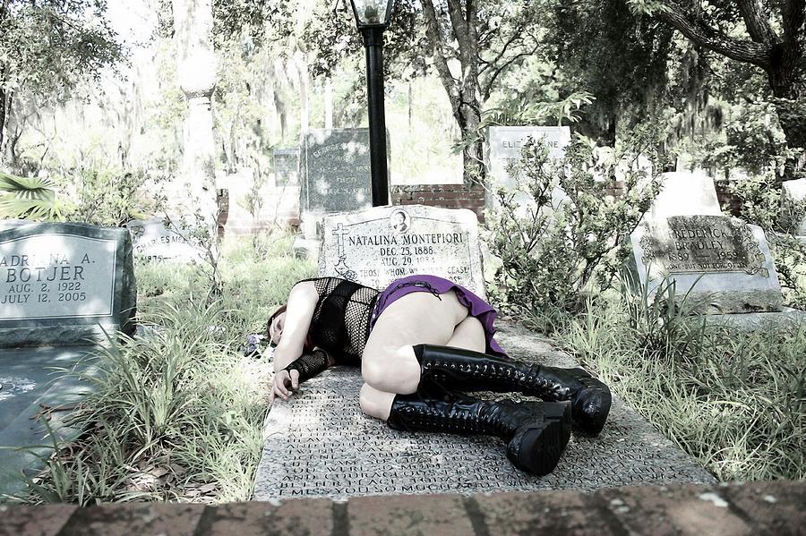 Wakeful Slumber Photograph by Matt Nelson