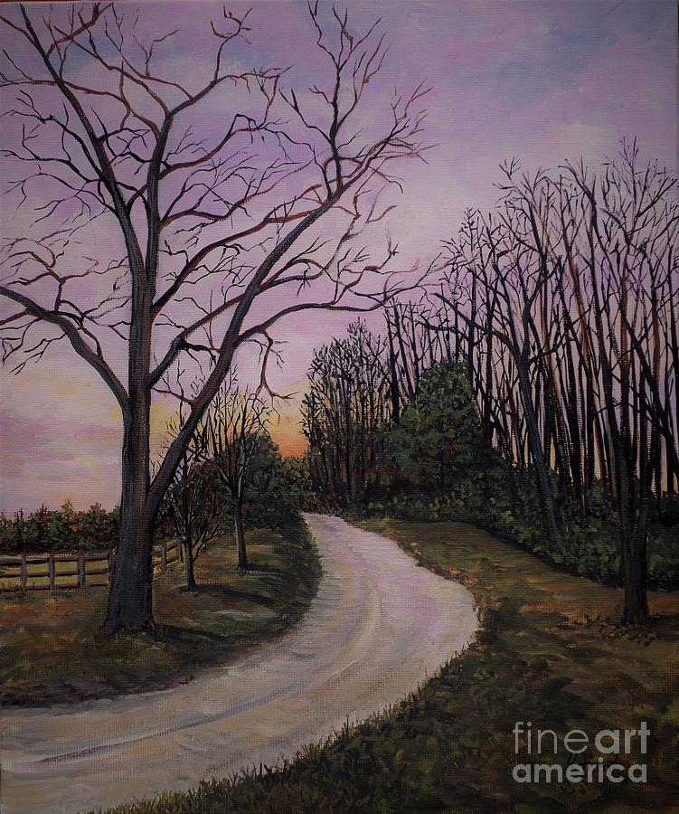 Wakema Country Walk by Reb Frost