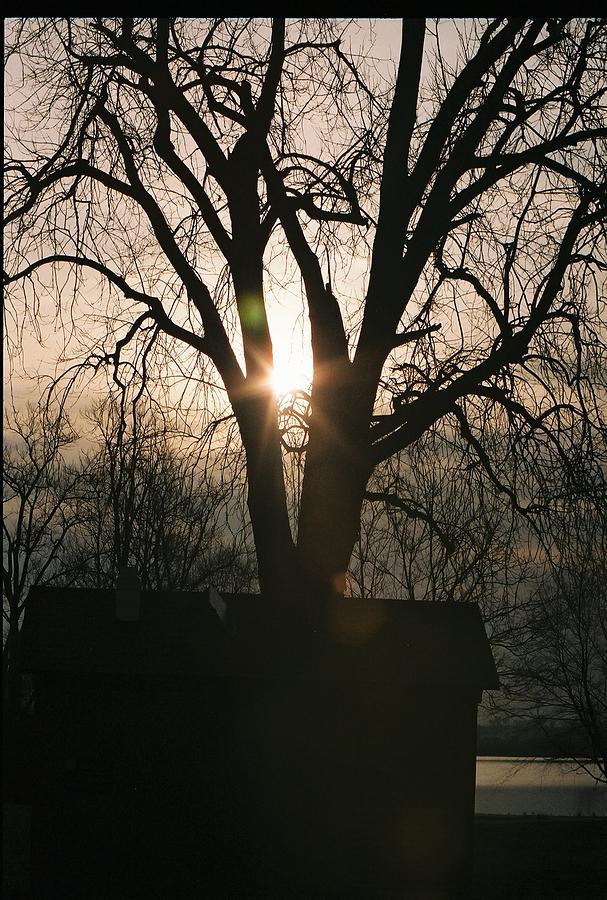 Photo Photograph - Wakonda Sunrise B by C E McConnell