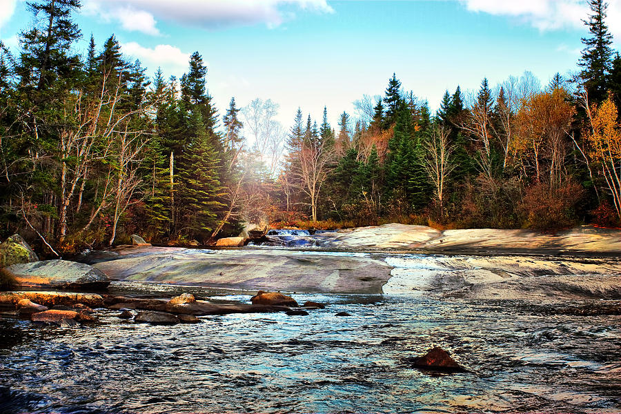 River Photograph - Walk This Way by Gary Smith