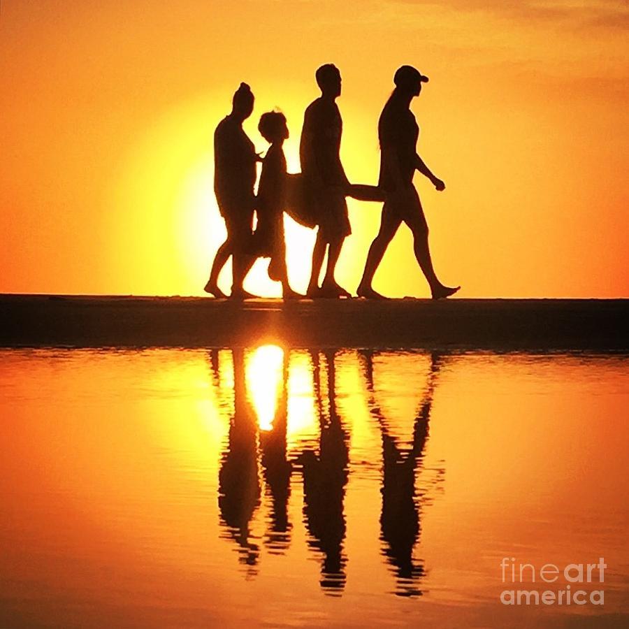 Walking on Sunshine by LeeAnn Kendall