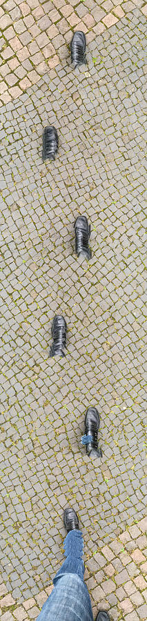 Shoes Photograph - Walking shoes 01 by Matthias Hauser