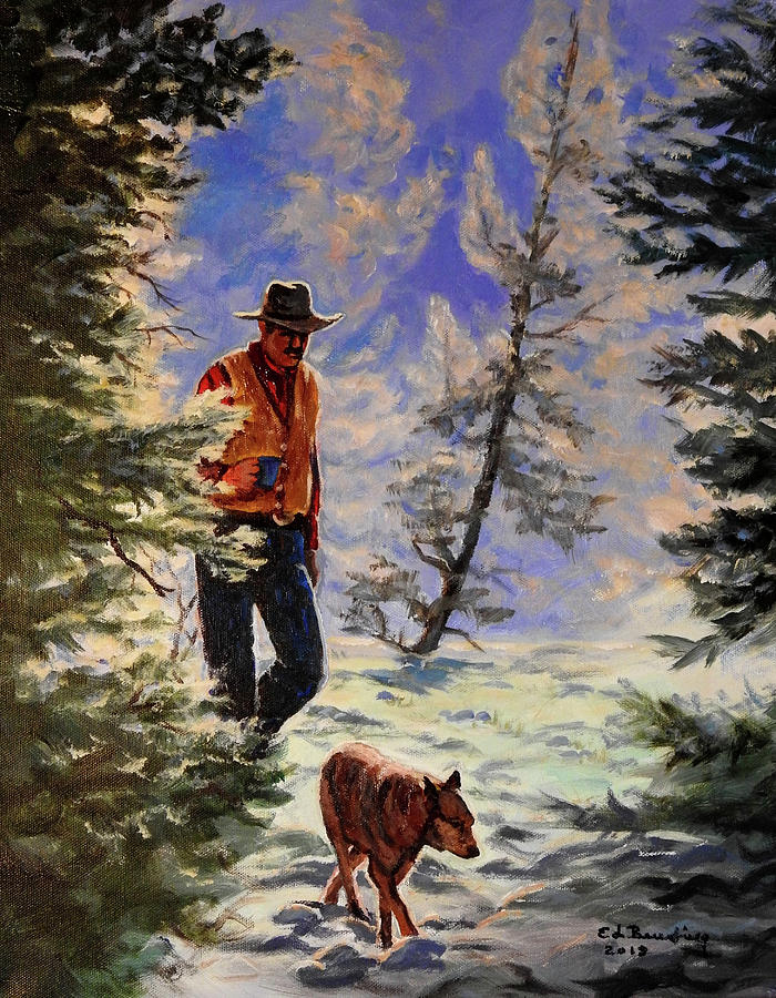 Walking the Man by Ed Breeding