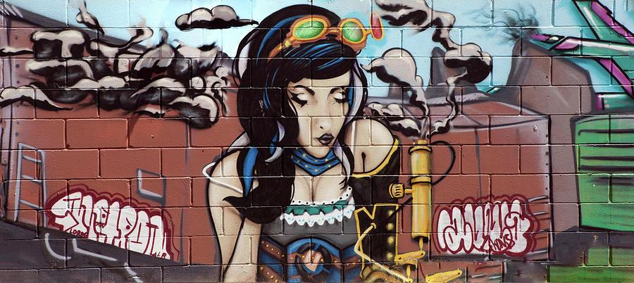 Wall Art #2 by Floyd Hopper