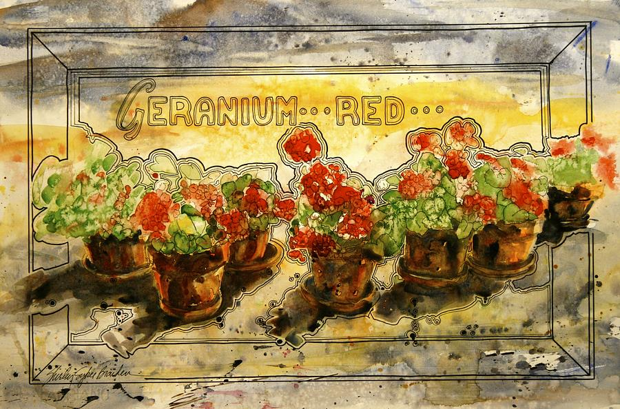 Wall Flowers Painting