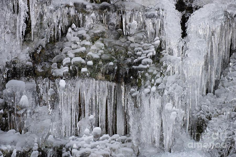 Wall of Ice by Rod Wiens