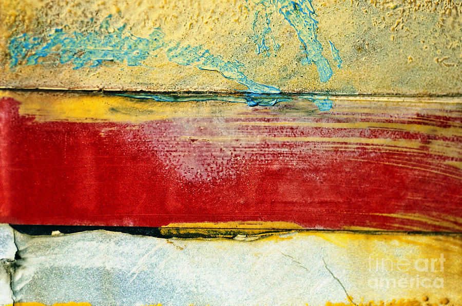 Abstract Photograph - Wall Strip by Ray Laskowitz - Printscapes