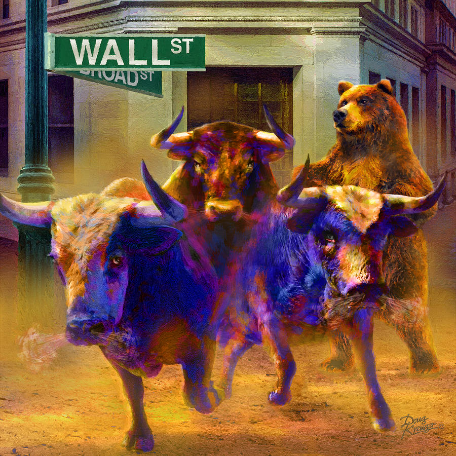 Wall Street Il by Doug Kreuger