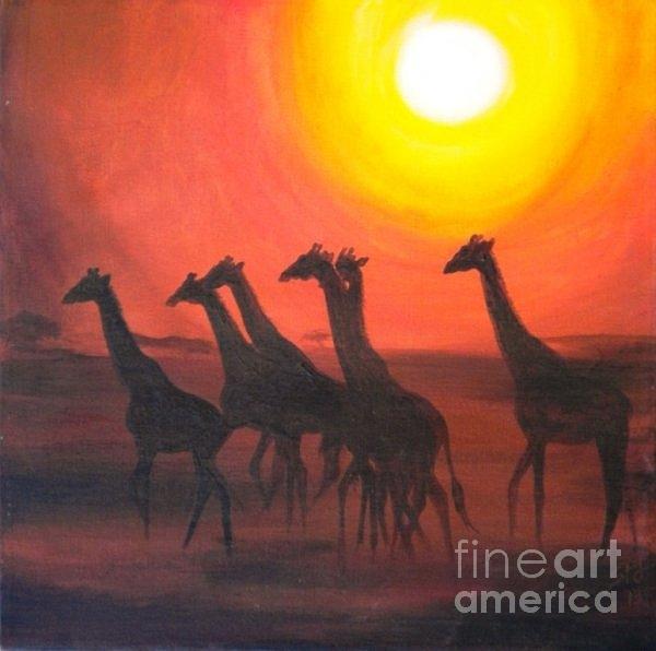 Walters Africa by Sandra Phryce-Jones