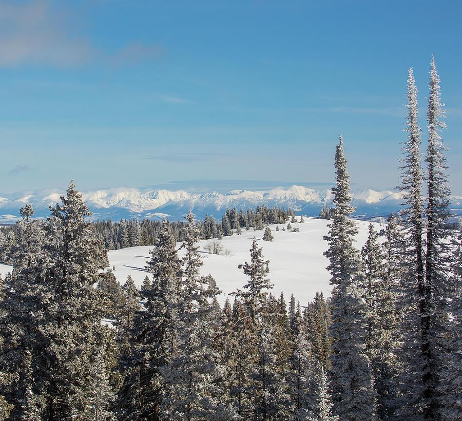 Walton Peak  by Kevin Dietrich