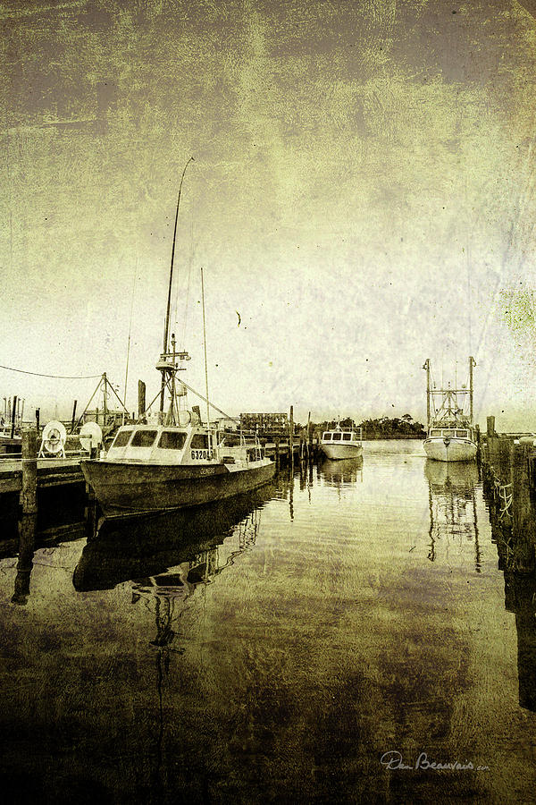 Wanchese Harbor 9513 Photograph