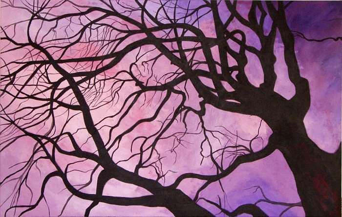 Love Painting - Wandas window by Roy Randell