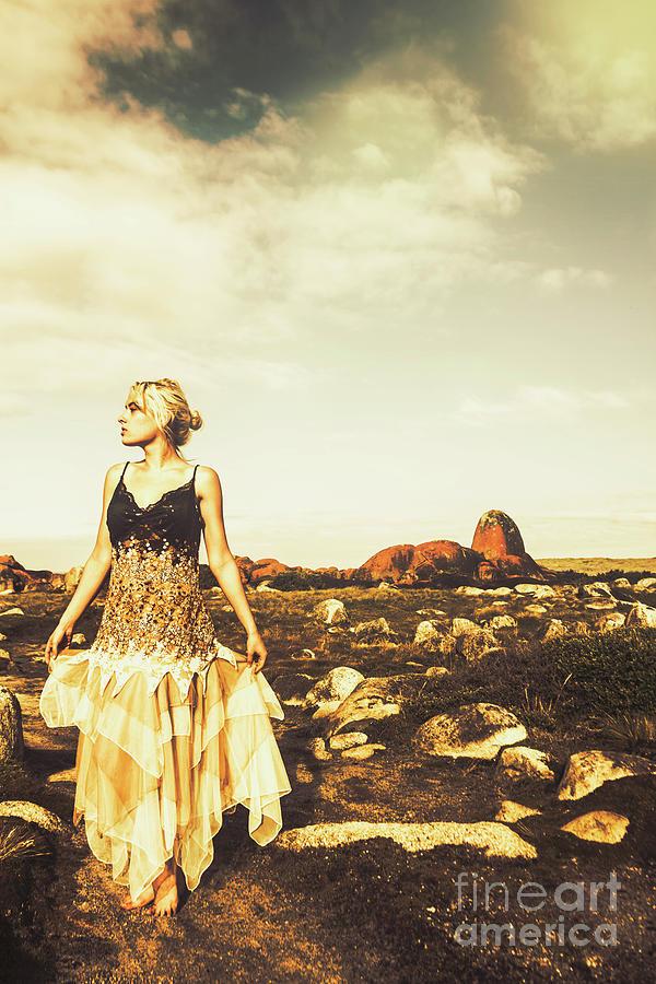 Retro Photograph - Wanderlust Tasmania by Jorgo Photography - Wall Art Gallery