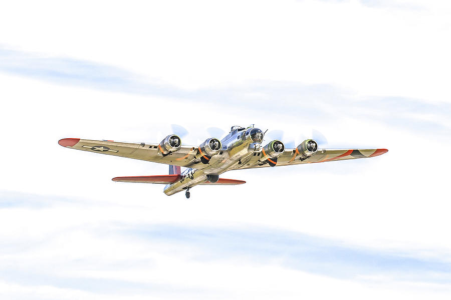 Warbird Series B-17 by Tom and Pat Cory
