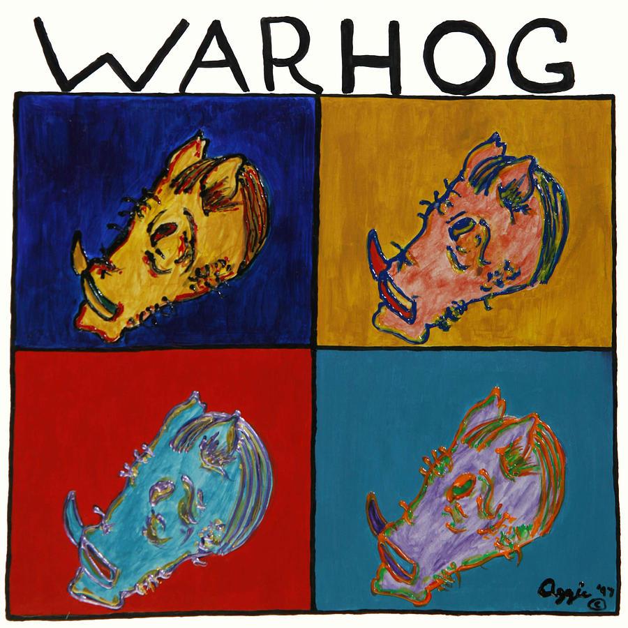 Warhog by Stephanie Agliano