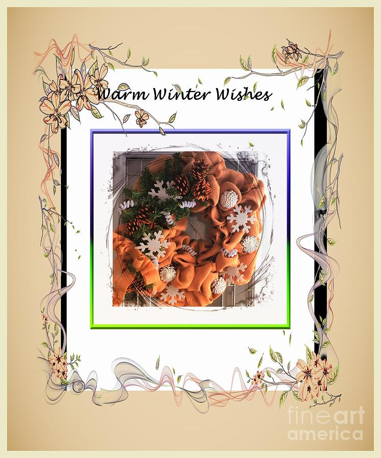 Warm Winter Wishes by Barbara Griffin