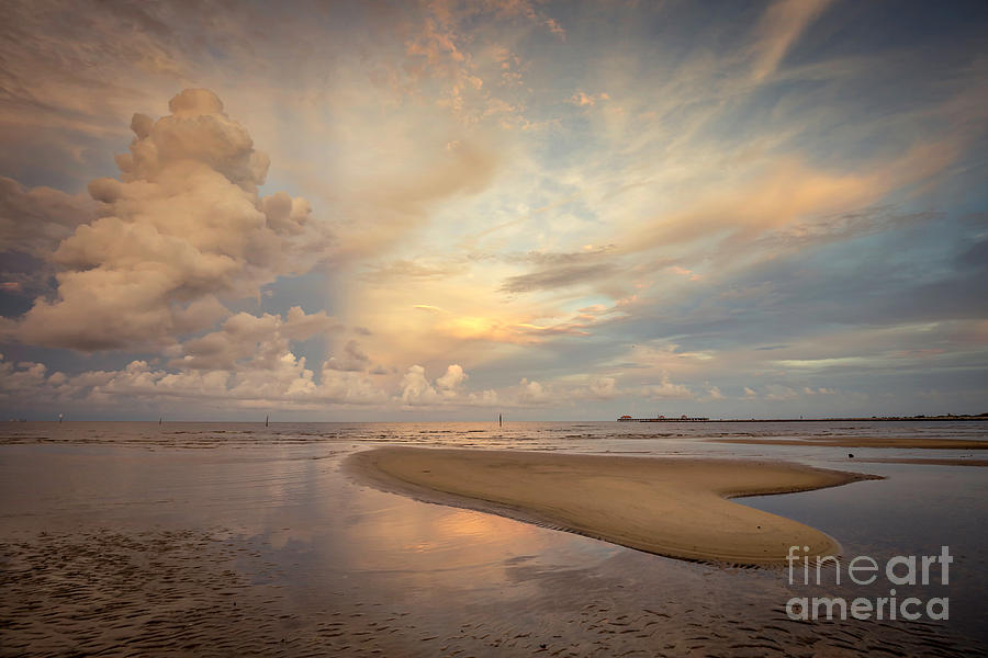 Landscape Photograph - Warm Your Heart by Joan McCool