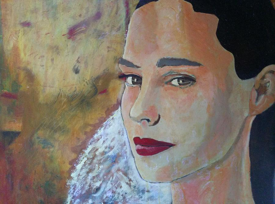 Warmth Of Heart Painting by J Bauer