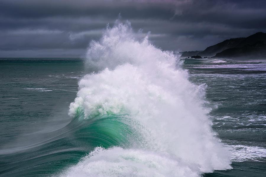 Warped Photograph by Cameron Howard