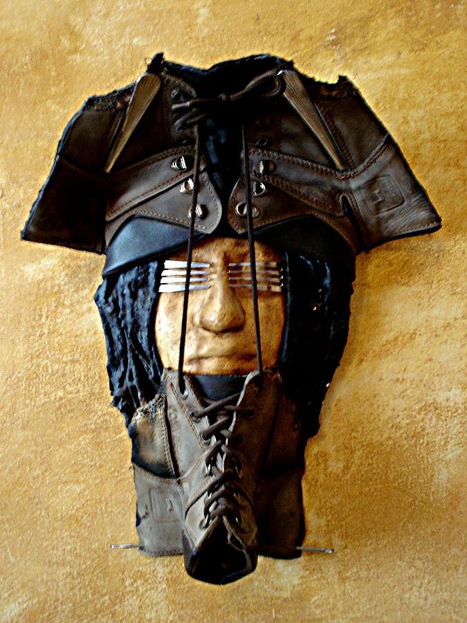 Fantasy Sculpture - Warrior Imaginarium by Jorge Porras