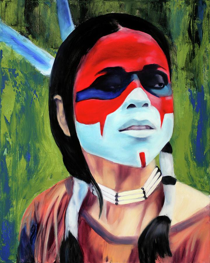 Warrior Spirit by Sandi Snead