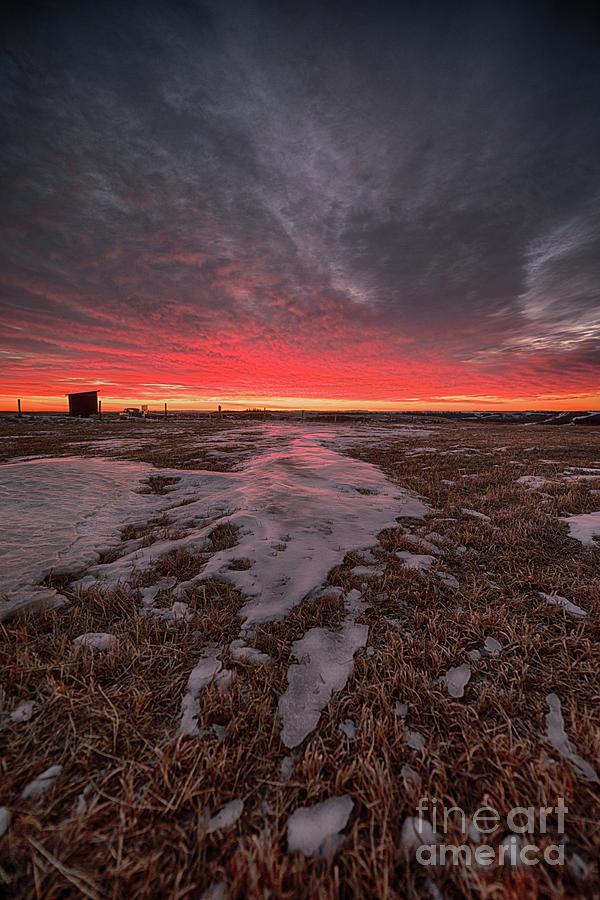 Canada Photograph - Wascana Dawn by Ian McGregor