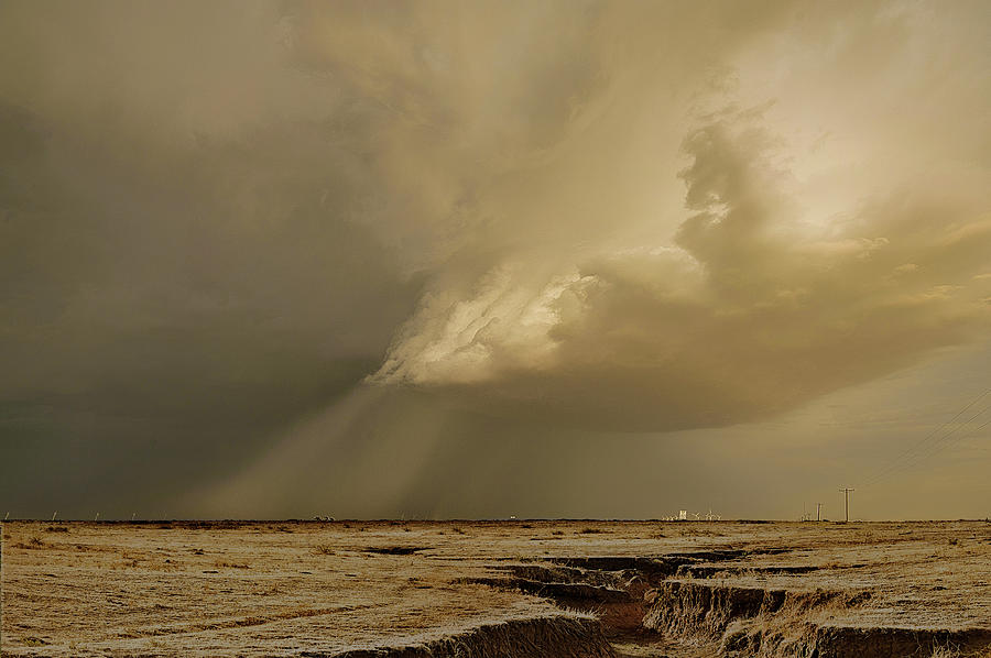 Washburn Hail Shaft by Scott Cordell
