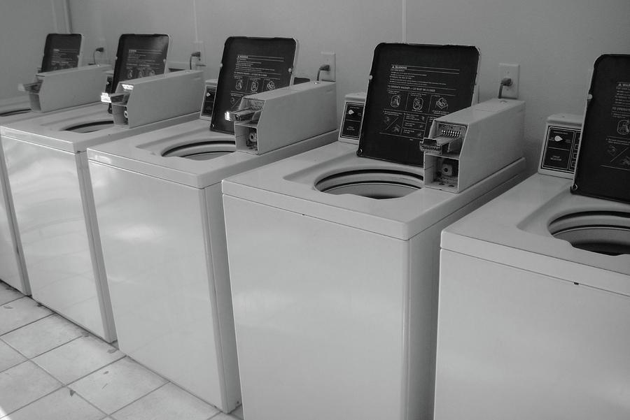Washer Photograph - Washers by WaLdEmAr BoRrErO