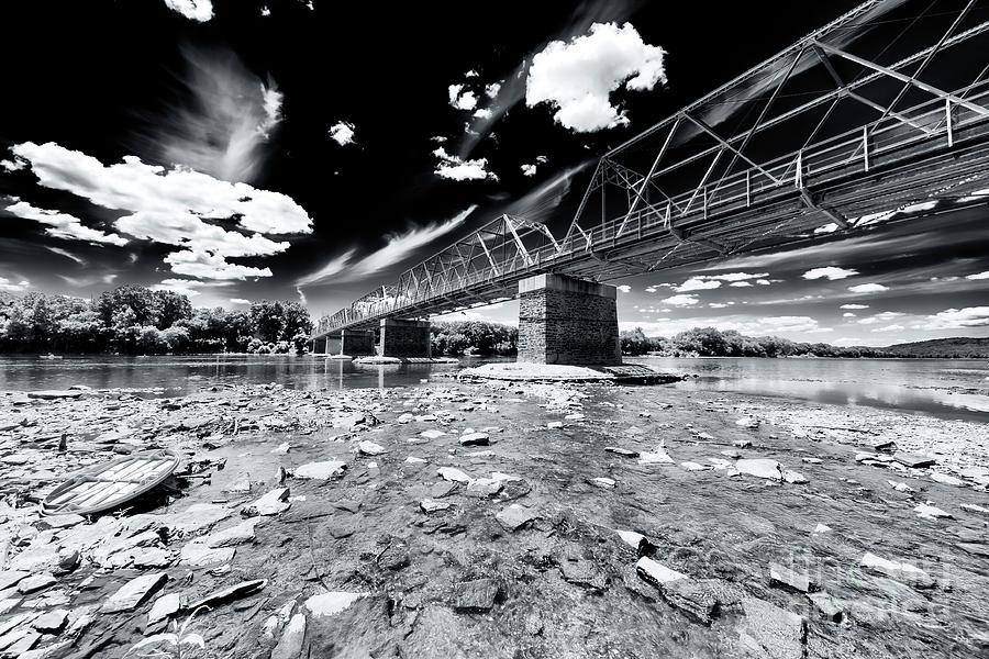 Washington Crossing Photograph - Washington Crossing by John Rizzuto