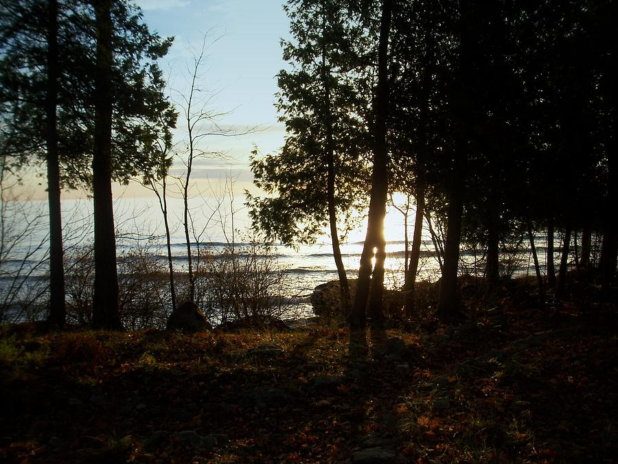 Washington Island Photograph - Washington Island Morning 3 by Anita Burgermeister