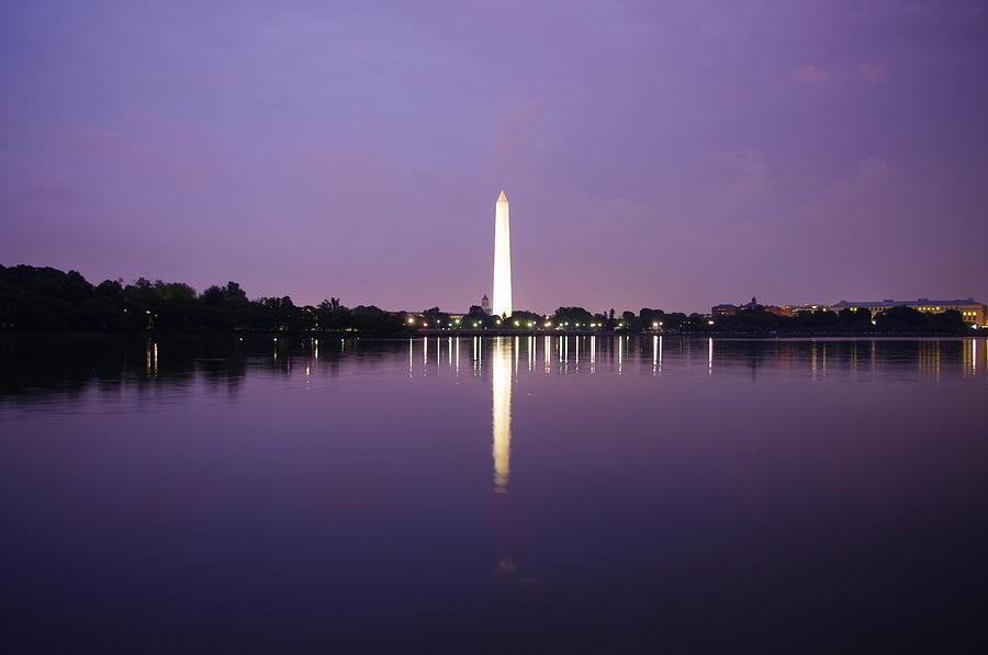 Washington Photograph - Washington Monument 1 by Adam Levin