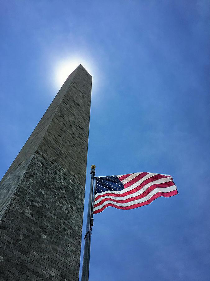 Washington Monument Photograph