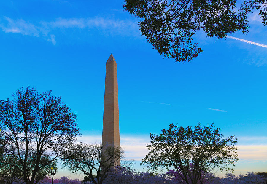 Washington Monument Photograph - Washington Monument by Heidi Pix