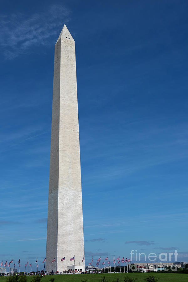Washington Monument by Steven Frame