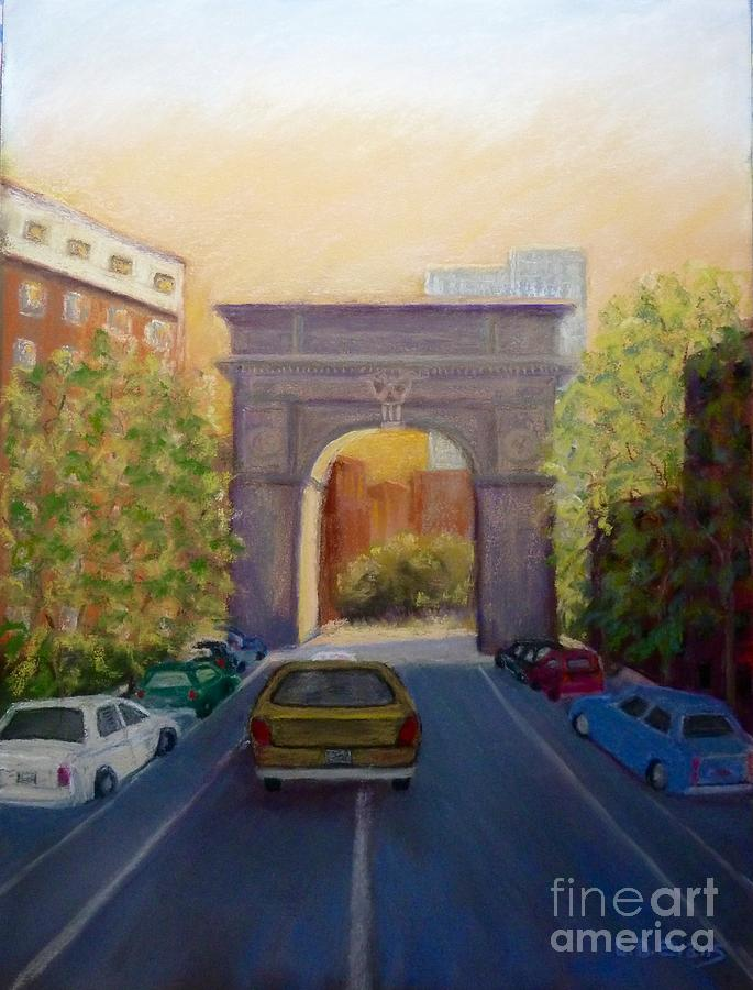 Washington Square by Lynda Evans