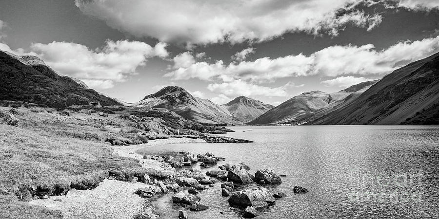 Wast Water Photograph - Wastwater And Wasdale by Colin and Linda McKie