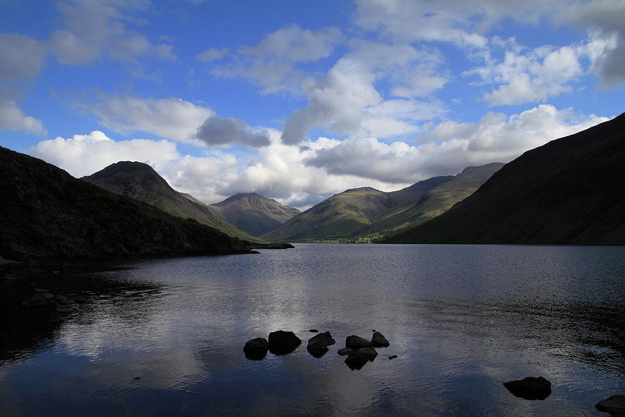 Wastwater - Landscape by Ian Sanders