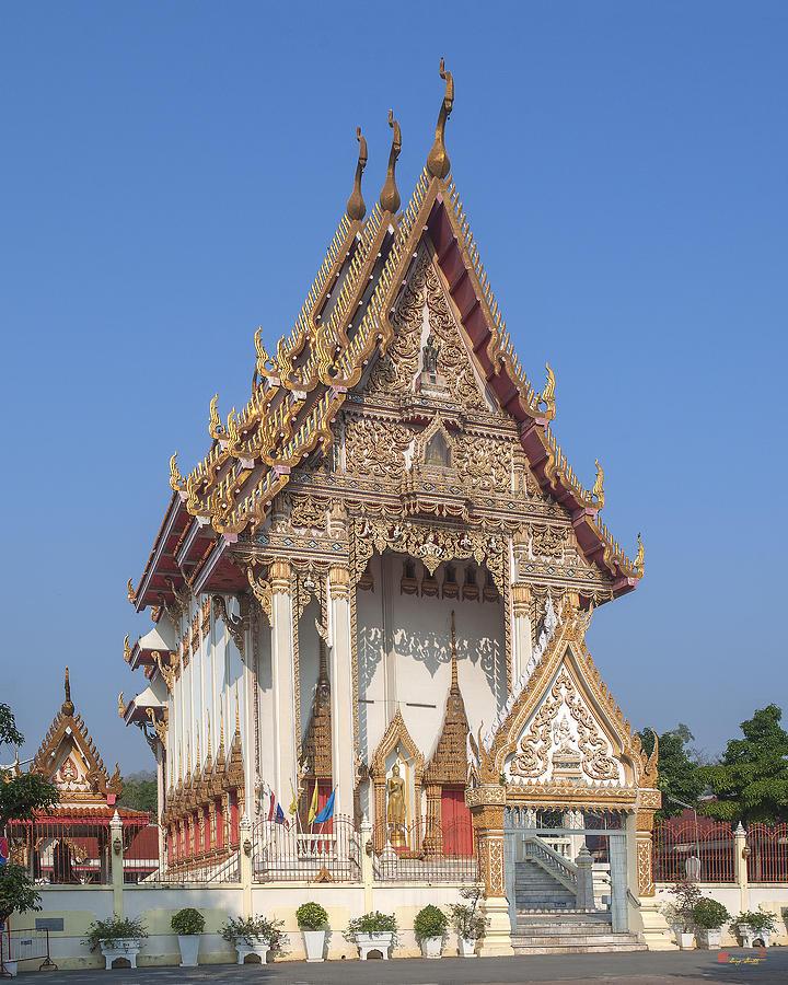Wat Woranat Bonphot Phra Ubosot Dthns0017 Photograph