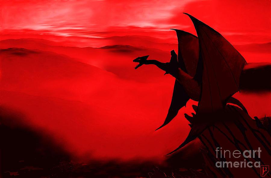 Watch over Gorgoroth by GORDON PALMER
