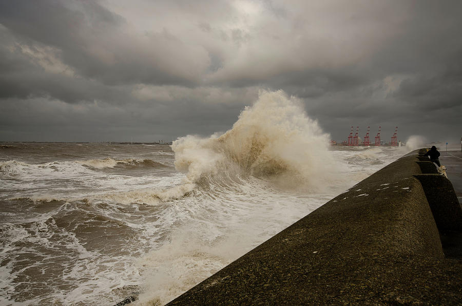 Watch that Wave by Spikey Mouse Photography