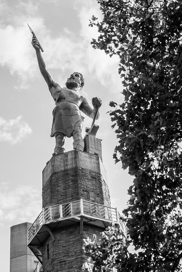 Birmingham Photograph - Watching over Birmingham by Parker Cunningham