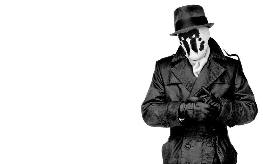 Watchmen Digital Art - Watchmen by Dorothy Binder
