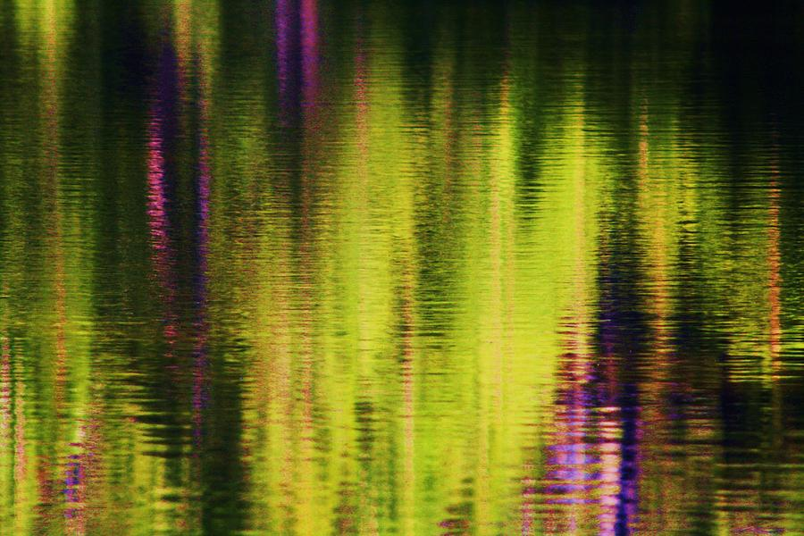 Water Photograph - Water Abstract 3 by Russell  Barton