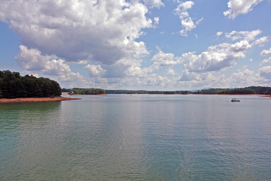 Water and Clouds by Shirley Roberson