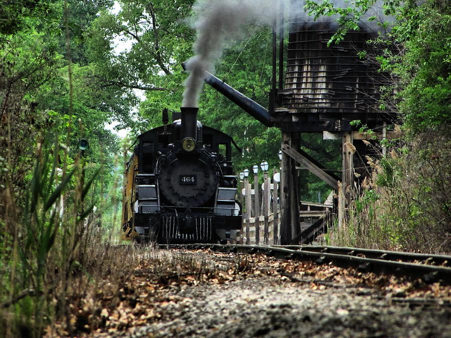 Hovind Photograph - Water And Steam by Scott Hovind