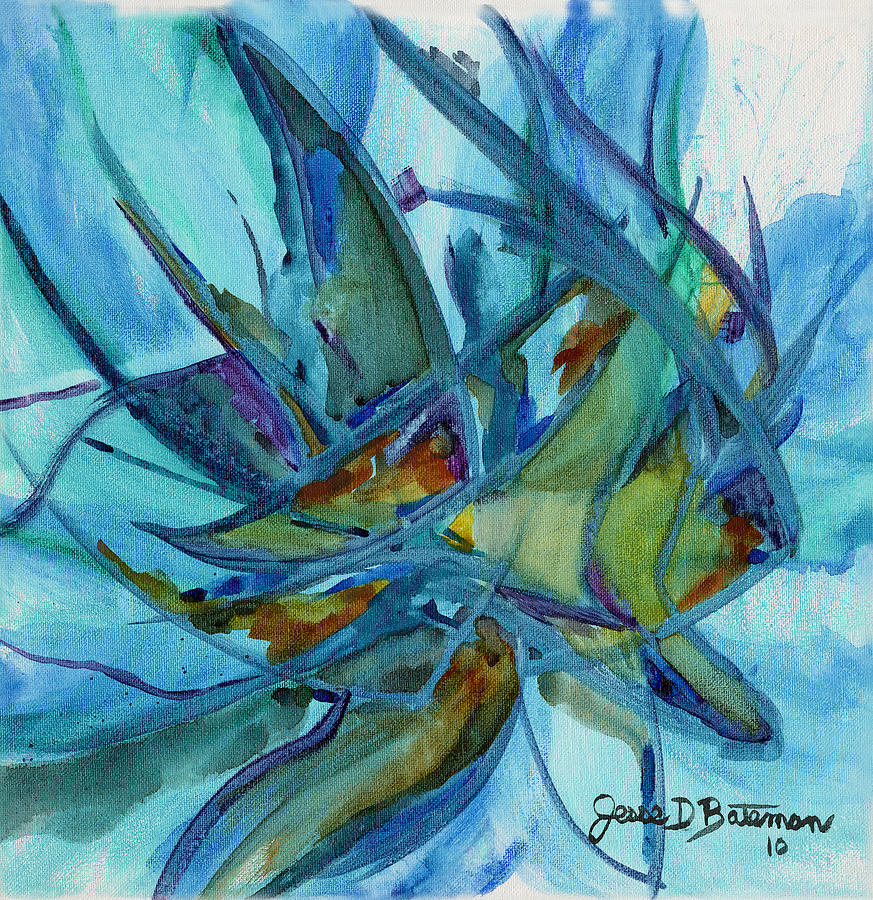 Water Angels by Jesse Bateman