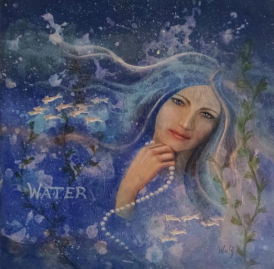 Water by Bernadette Wulf