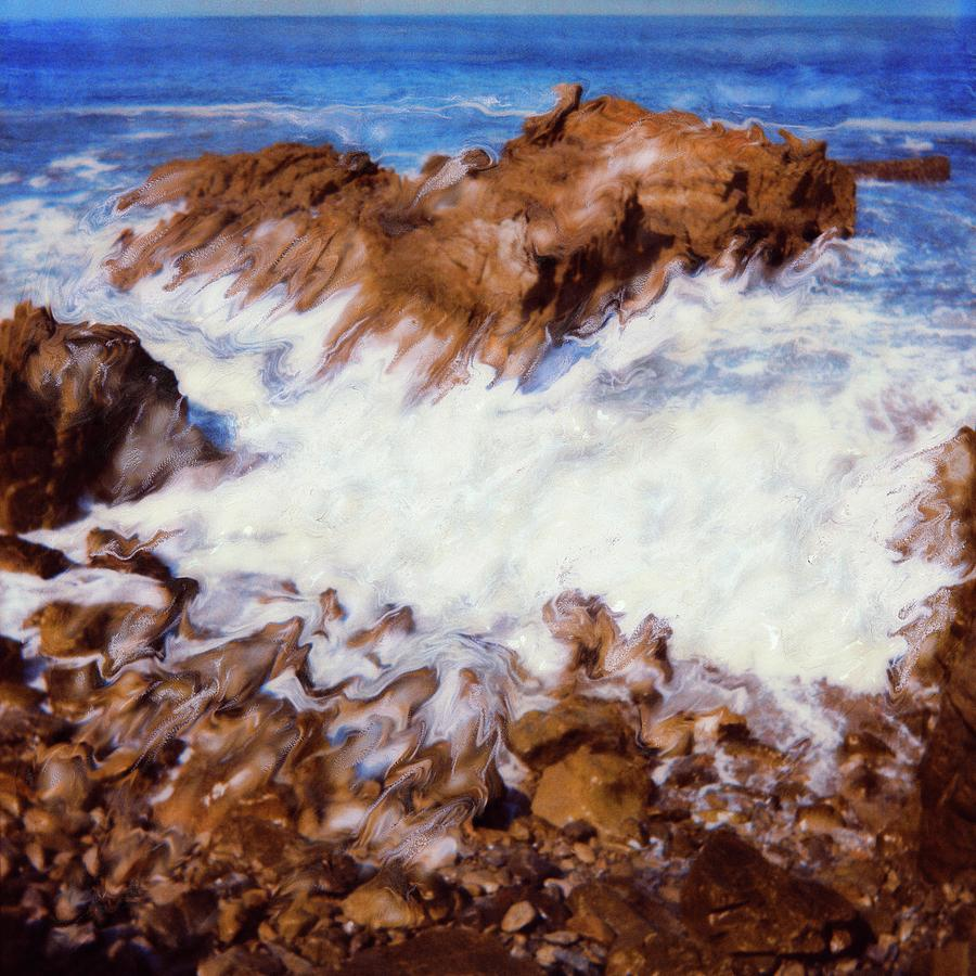 Tokarski Photograph - Water Break by Paul Tokarski